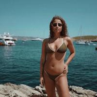 Sara Daniele, figlia di Pino Daniele