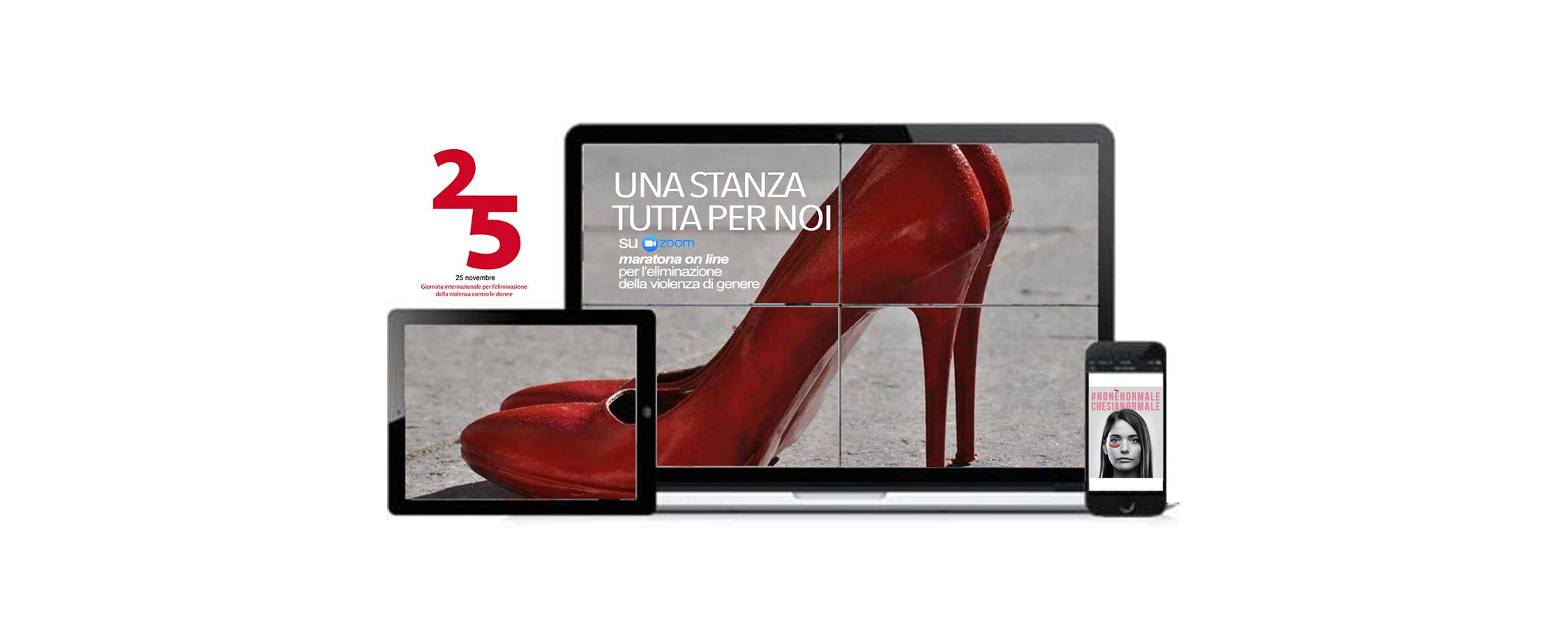 25/27 nov – OFFICINE PAPAGE – Spettacolo di Mezzanotte al Buio e Maratona online contro la violenza di genere