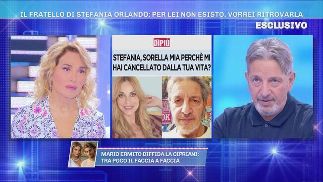 Stefania Orlando, protetta dal GFVIP?