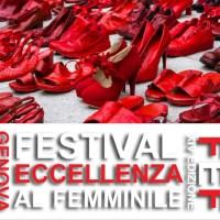 25 nov - FESTIVAL DELL'ECCELLENZA AL FEMMINILE - MARATONA ONLINE CONTRO LA VIOLENZA