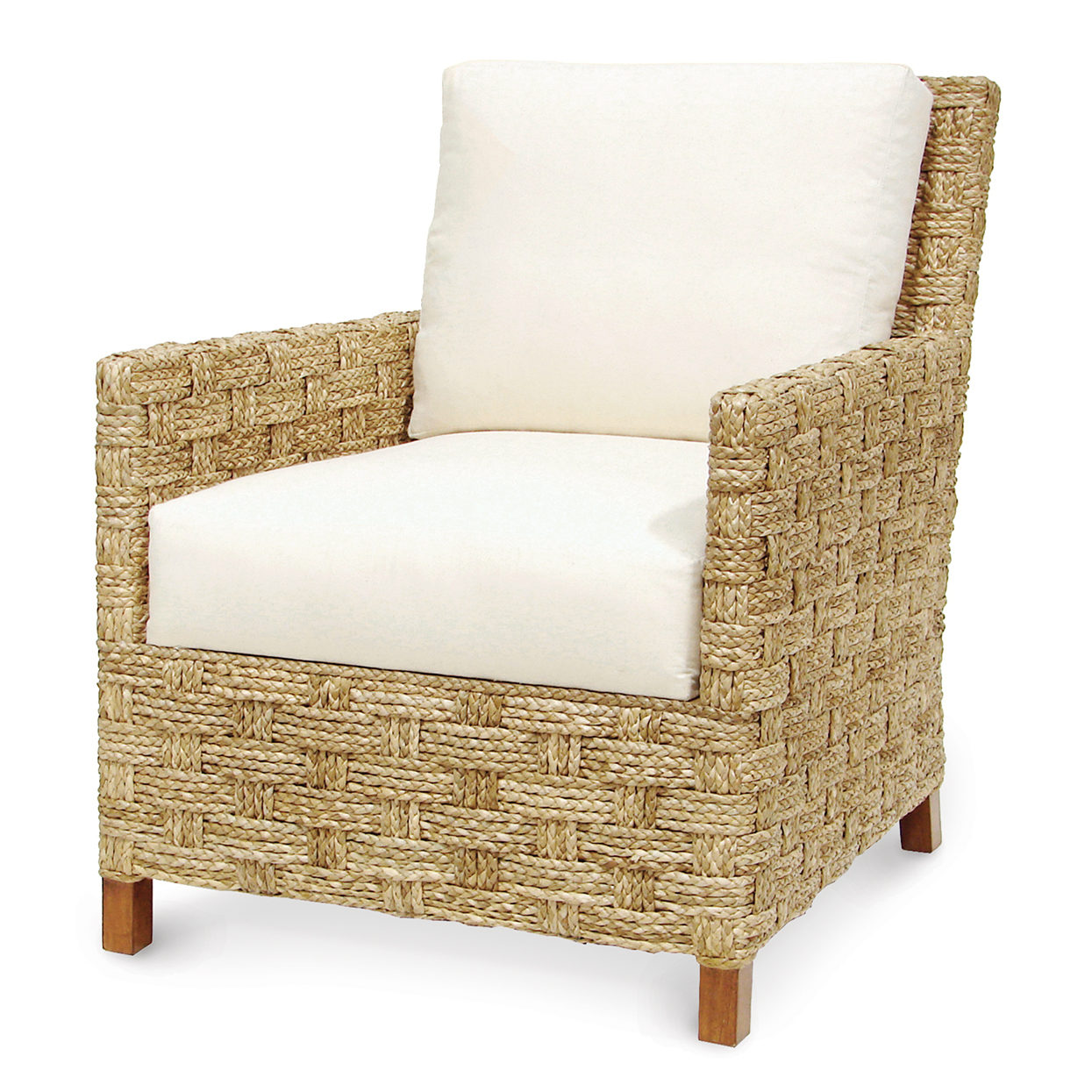 seagrass arm chair bouncy for baby palecek