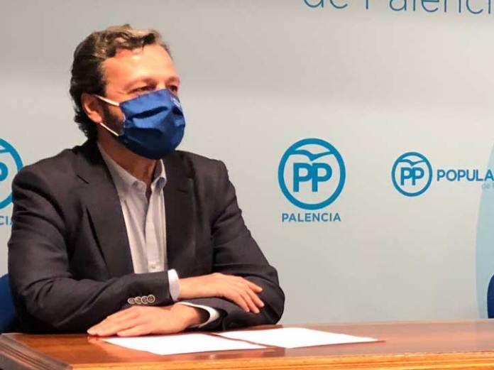 Partido Popular de Palencia Miguel Ángel Paniagua