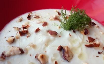 recette paléo velouté de choux fleur