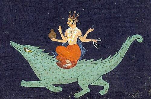Varuna deity