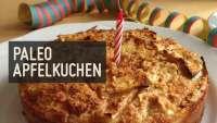 Paleo Apfelkuchen (Geburtstagskuchen)  Paleo360.de
