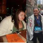 Half Marathon: Crossing the Finish Line After Losing 100 Pounds