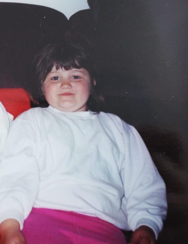 childhood obesity: being the fat kid