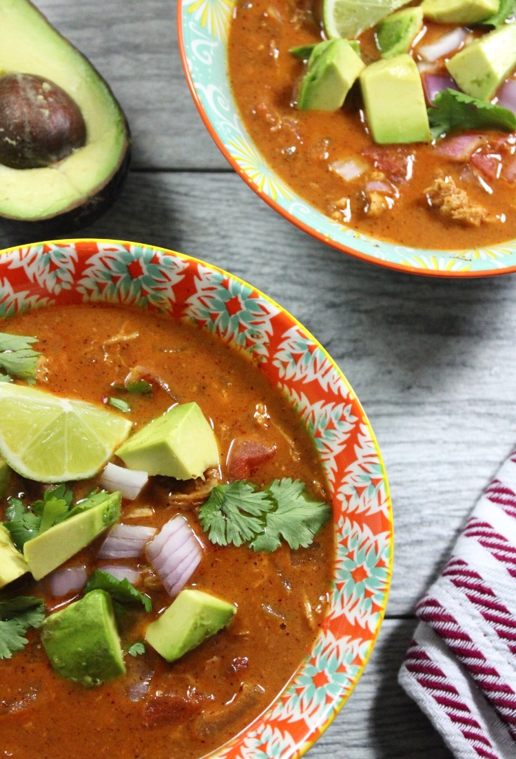 Chicken Taco Soup: Instant Pot & Slow Cooker Instructions