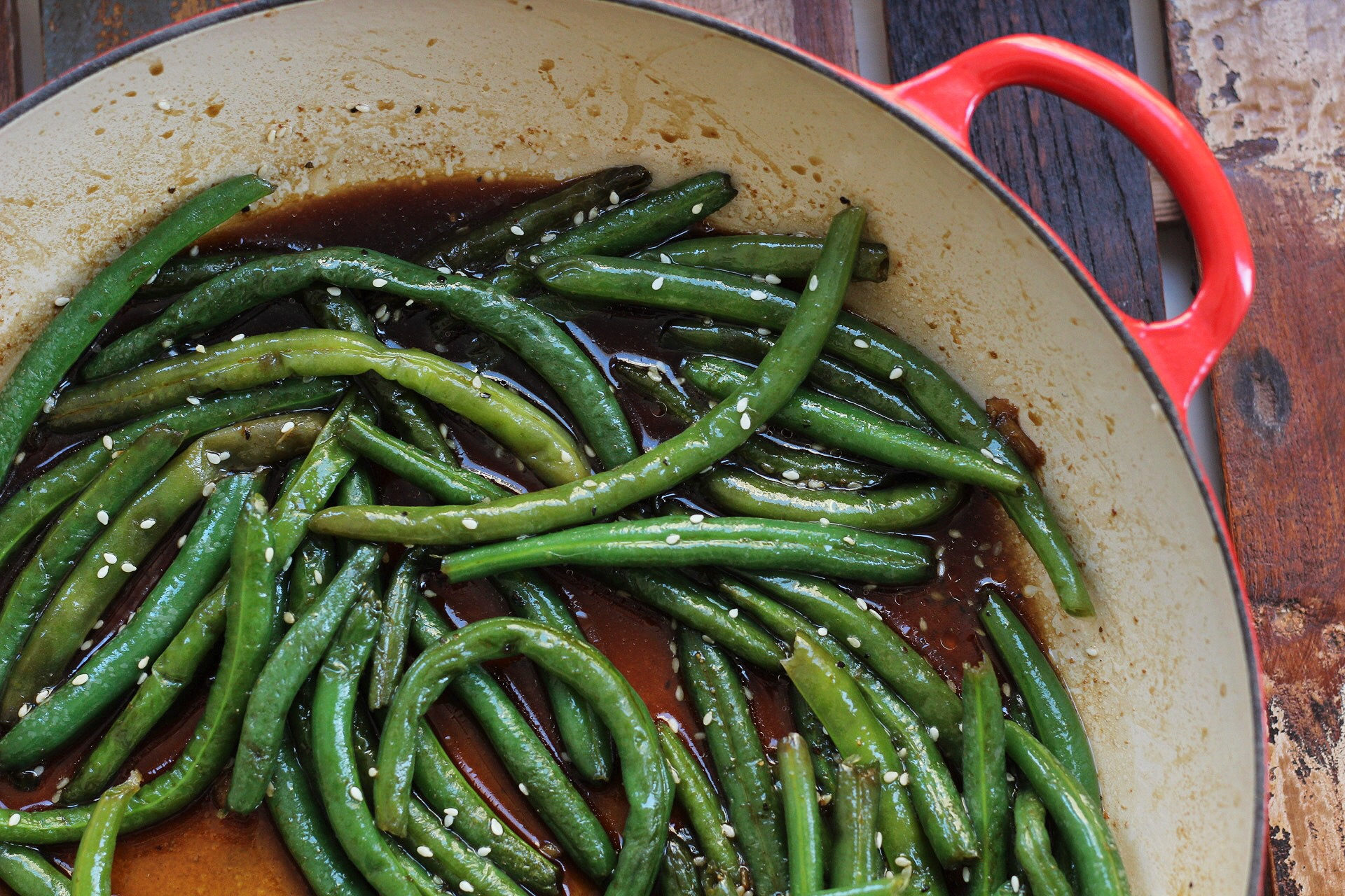 Asian Green Beans: A Paleo and Whole30 Veggie You'll Love!