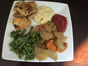 Everyday Paleo Fish & Chips