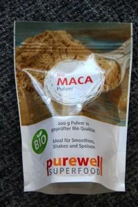 Maca-Pulver