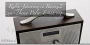 Radiointerview beim