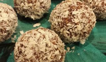 Cocoa-Nut Snowballs