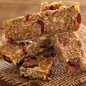 Nutty Pumpkin-Spiced Paleo Energy Bars Recipe