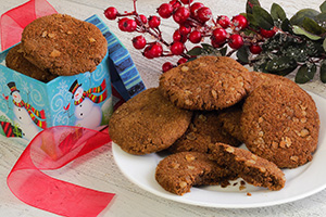 Paleo Ginger Snaps Recipe