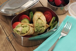 PaleoNewbie Paleo Tuna Avocado Tortilla Wraps Recipe