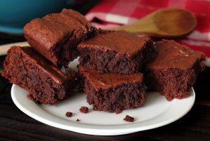 paleo mudflat brownies by paleonewbie
