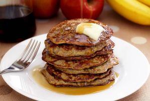 PaleoNewbie Apple, Banana, Cinnamon Pancakes – Paleo and Gluten-free Recipe