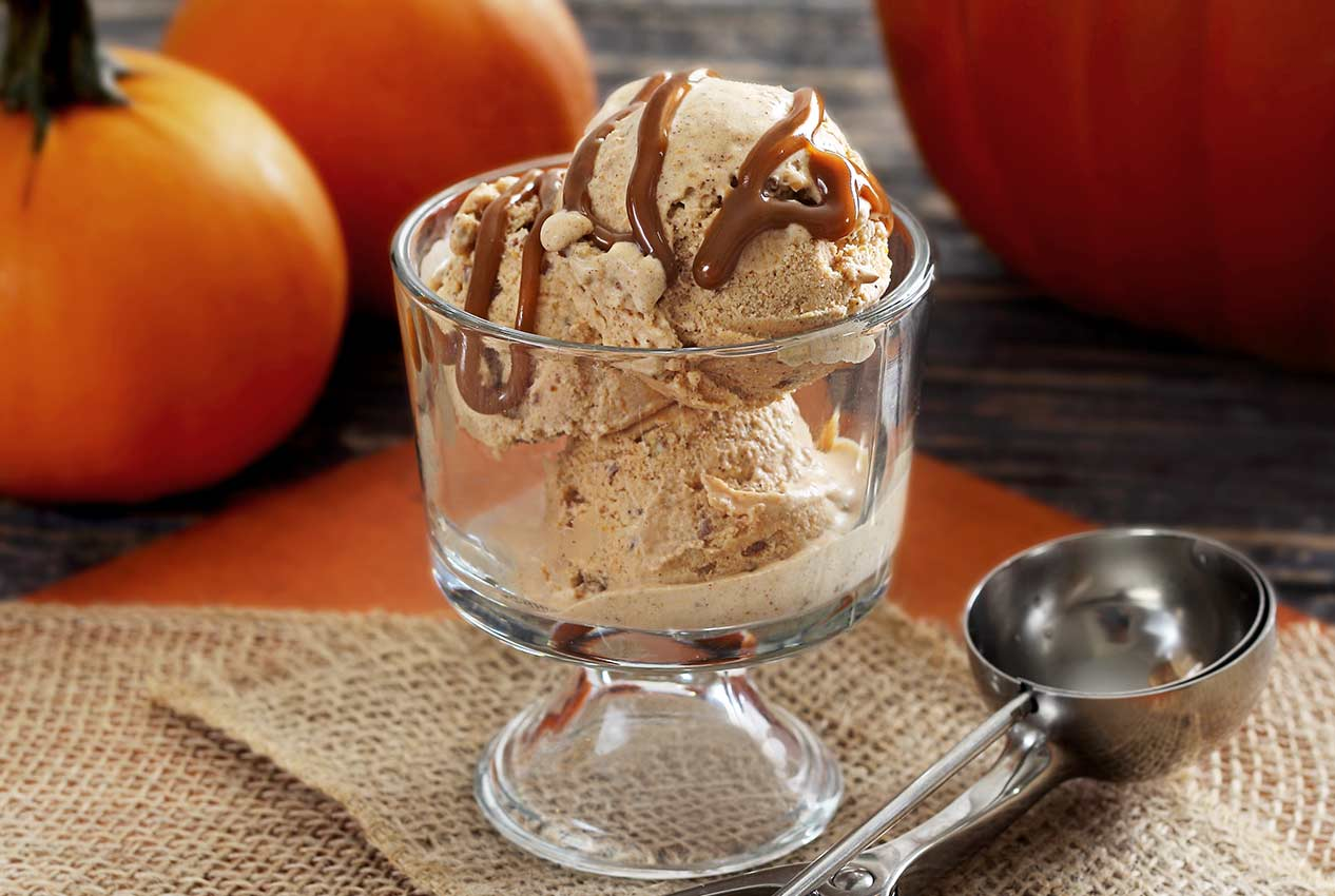 paleonewbie.com pumpkin ice cream recipe