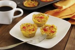 paleonewbie.com Sweet Potato Egg Cups Paleo Recipe