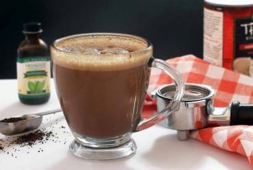 paleo recipe for peppermint mocha