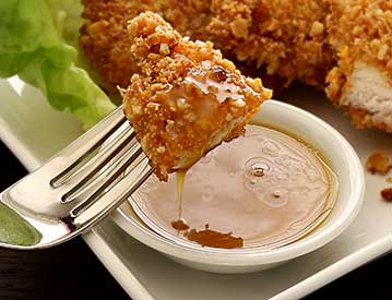3-Ingredient Honey Mustard Sauce Recipe