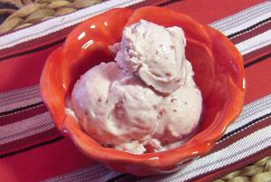 paleo strawberry-banana ice cream recipe