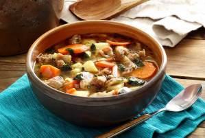 easy paleo recipe for sausage and potato soup