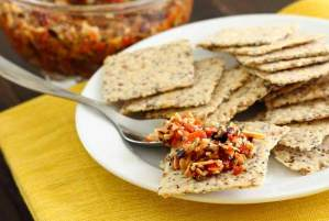 easy recipe for a paleo tapenade