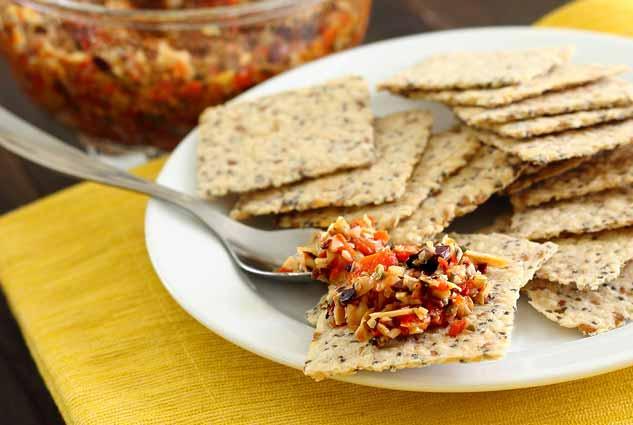 easy recipe for a paleo tapenade
