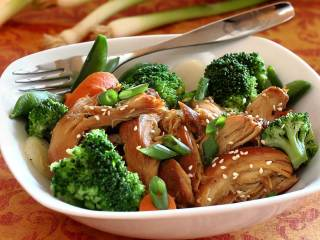 Slow-Cooker Paleo Teriyaki Chicken