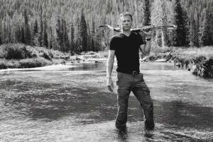 Steve Rinella: True Paleo Hunter Gatherer • Photo: Men's Fitness