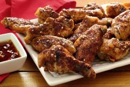 easy paleo recipe for chicken wings, Asian-flavored