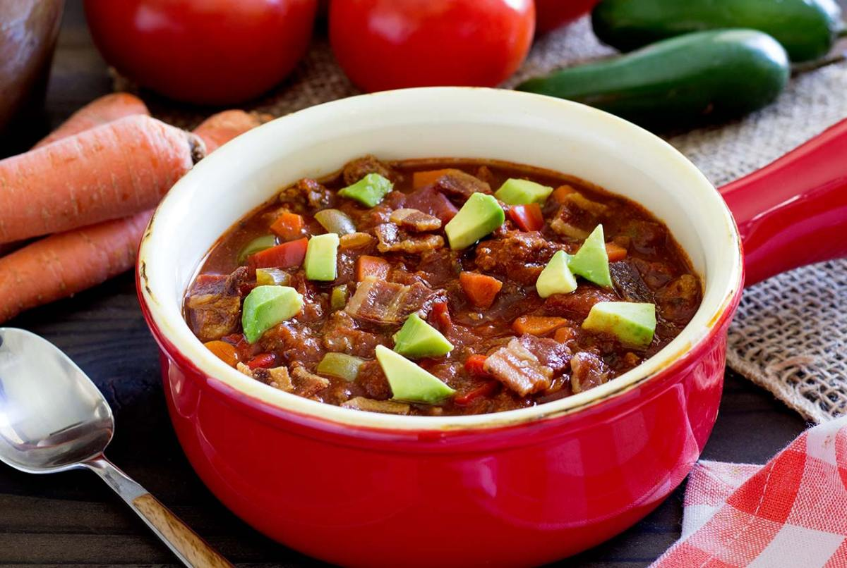 simple paleo recipe for paleo chili