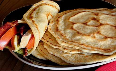 simple paleo recipe for gluten-free tortillas