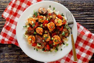 easy paleo recipe for jambalaya
