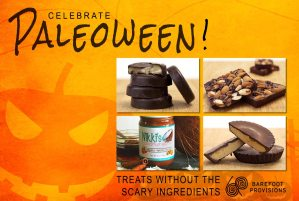 "barefoot provisions ""paleoween"" collection"