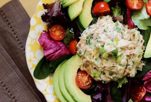 easy paleo tuna salad recipe