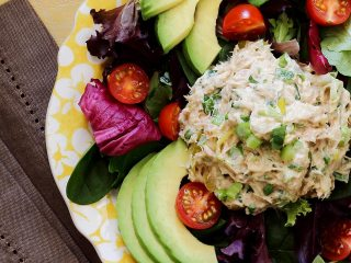 The Charm of a Simple Tuna Salad