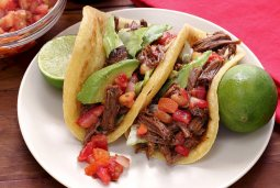 simple paleo recipe for slow cooked spicy shredded beef