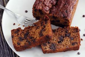 easy gluten-free and paleo-friendly recipe for pumpkin bread