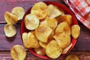 do it yourself sweet potato chips recipe