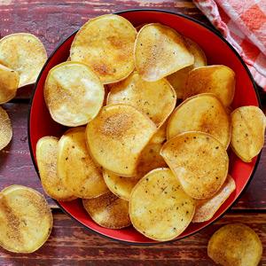 easy paleo recipe for sweet potato chips