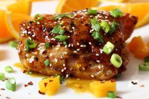 recipe for orange chicken paleo style