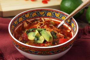 paleo newbie recipe fajita chicken soup