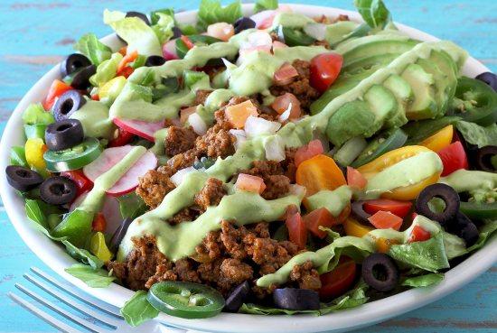 paleo and whole30 avocado sauce