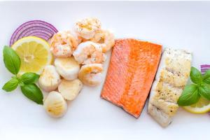 Sizzle fish paleo prime plus
