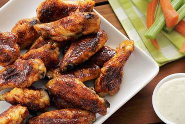 easy paleo recipe chipotle spicy and sweet wings