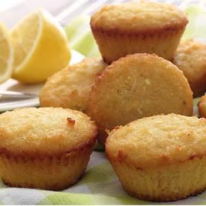 paleo lemon coconut muffins recipe