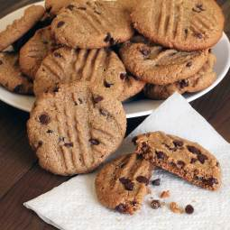 paleo recipe for sunflower nut butter cookies